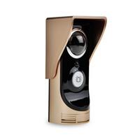 720P Wifi-Türklingel-Intercom-App-Fernbedienung-Video-Türsprechanlage