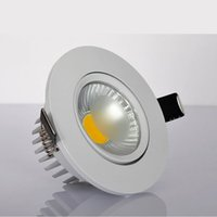 Newest Dimmable Led Downlights 9W COB Led Down Light Recesse...