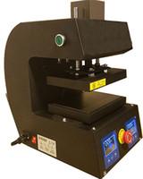 حار بيع تصل إلى 2 طن الضغط PURE ELECTRIC السيارات المزدوج لوحات الحرارة الصنوبري آلة الصحافة الحرارة مع لوحة LCD ، الصحافة الصنوبري