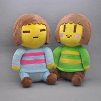 "New Hot 2 Styles 8"" Undertale Frisk Chara Dolls Party G..."