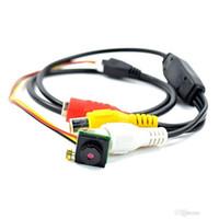 HD 1280 * 960 Mini CCTV Kamera Hem Säkerhet Micro Pinhole Camera 700TVL 5MP PINHOLE KAMERA NTSC / PAL med Retail Box