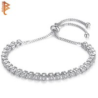 BELAWANG Wholesale Women Fashion Adjustable White Gold Charm...