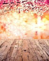 Новорожденный Ребенок Душ Фон Цветы Цветет Весна Живописные Фотографии Фоны Деревянные Текстуры Пол Детская Студия Фотосессия Фоны