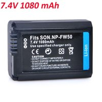 Baterie cyfrowe NP-FW50 NP FW50 NPFW50 baterii do Sony NEX-3 NEX-5 NEX-6 AUMATERA