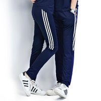 Wholesale- 2016 Men Track Pants Couples Casual Pants Men Skin...