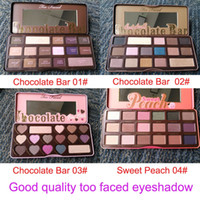 Good quality Too Faced Makeup Chocolate Bar(3 style)Eyeshado...