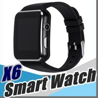 20X Curved Screen X6 Smartwatch Smart watch bracelet Phone w...