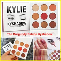 IN STOCK Kylie Jenner Kyshadow Burgundy Palette Eyeshadow Of...