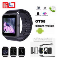 Smart Watch GT08 for Andriod Mobile Phone Bluetooth Watch wi...