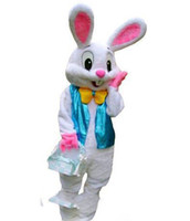 Sell Like Hot Professional Easter Bunny Mascot Costumes Rabb...