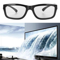 Wholesale- 1Pc Circular Polarized Passive 3D Glasses Stereo ...