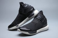 Classic Y- 3 black white Mens Sneakers Y3 Casual Shoes Boost ...