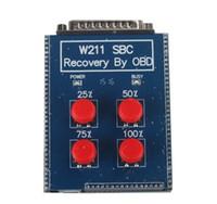 أداة W211 / R230 ABS / SBC لمرسيدس بنز Obd SBC أداة إعادة تعيين لبنز ذات جودة عالية