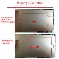 아이폰 7 6 1s 6 6s 6s 플러스 7P 6P 4s 5 c 5s LCD는 접착제를 제거합니다 UV 접착제 클린 몰드 홀더 OCA 금형은 편광 필름을 제거합니다 수리 도구