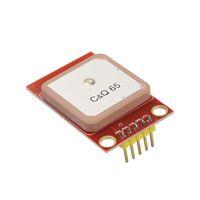 Freeshiping Raspberry pi 3 Receptor GPS U-blox NEO-6M Módulo com Antena Cerâmica Interface TTL com LED Indicador de Sinal para raspberry pi 2