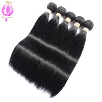 Top quality 100% Virgin Brazilian Natural Straight Human Hai...