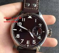 Mens Business Big Power luxury Aviation Pioneer Special Edit...