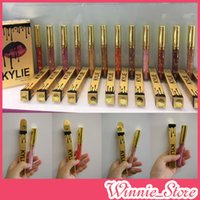 Factory Direct DHL Free Shipping New Makeup Lips Gloss Kylie...