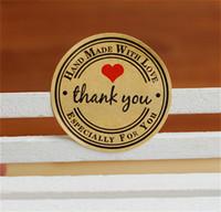 هدية التفاف ملصق هدايا الزفاف للضيوف هدية ختم تسميات التعبئة والتغليف تسميات حزب زينة 100 صفحة في الكثير