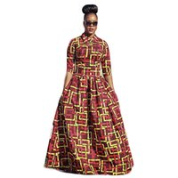 African Dresses for Women 2017 New Two Pieces Africa Dashiki...
