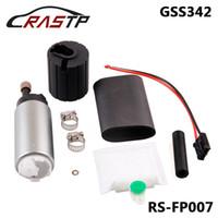 Rastp-高品質ユニバーサルインターキング燃料ポンプWalbro GSS342燃料ポンプ255LPHパワーフローステンレス鋼LS-FP007