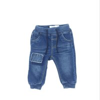 Baby Clothing Boys Jeans Pants Spring Fall Fashion Design Wo...