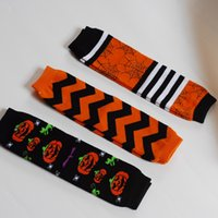 12 pairs Halloween Leg Warmers for Baby and Children 2017 Tr...