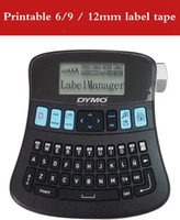 Hand Label Etikettendrucker LabelManager210D Aufkleber Kabel Etikettendrucker Alle Englisch Schreibmaschine LM-210D