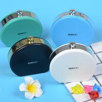 Capa de Lentes de Contato com Cor para Design de Perfume Halloween Contacts Travel Kit