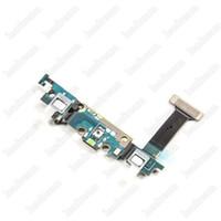 Сотовый телефон шлейфы Зарядное устройство док-порт USB шлейф для Samsung Galaxy S6 G920A G920F G920V S6 Edge G925A G925P G925V