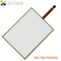 NEUE AMT 2512 AMT2512 AMT-2512 5Pin 17 Zoll HMI PLC touchscreen panel membran touchscreen verwendet zu reparieren touchscreen