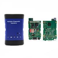 USB Bağlantısı ile GM Çoklu Arayüz Tarama Aracı Otomatik Teşhis Tarayıcı çoklu dil GM MDI tarama aracı bir yıl garanti