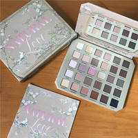1PC EPACKET Newest Faced eyeshadow palettes Natural Love Eye...