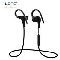 New S9 Bluetooth Sport Earphone Wireless Earbuds Hook Neckba...