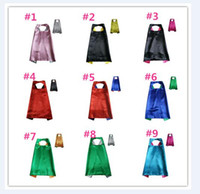 Double Side Cape with 2 different colors capes 11Colours 70*...