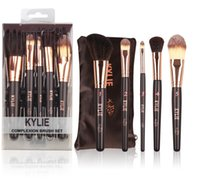 Kylie Jenner Cosmetics makeup brushes sets 5pcs 6pcs 7pcs Ey...