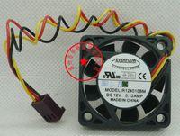 R124010BM 4010 12V 0.12A ventilador de refrigeración R124010BL R124010BH