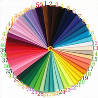 50 لون مختلط الصلبة مطبوعة مزج النسيج ل مواد الخياطة اليدوية خليط الستار التطريز diy الحرفية 20 * 30 سنتيمتر