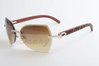 Vendita nuovi tipi di lenti colorate, occhiali da sole 8300818 di alta qualità, gli occhiali alla moda, plaid, angoli, vetri formati: 60-18-135 mm