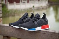 Hot Sale NMD_XR1 OG balck white blue red Runner Primeknit Or...