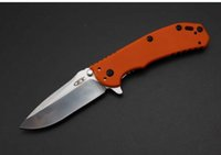 Collection Zero Tolerance ZT 0566 D2 Tactical Folding Knife ...