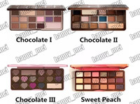 Factory Direct DHL Free Shipping New Makeup Eyes Chocolate B...