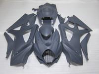 Moldeadas por inyección de plástico carenados para Suzuki 1000 2005 2006 mate carenado negro kit GSXR1000 05 06 UT28