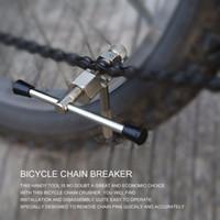 Vélo chaîne Rivet outil de réparation de disjoncteur Splitter Pin Supprimer Remplacer la chaîne de vélo Briseur Livraison gratuite