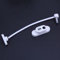 높은 품질 1pc 창 도어 제한 자 아기 안전 보안 케이블 잠금 캐치 와이어 문 하드웨어 자물쇠 공급