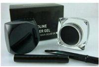 무료 배송 핫 판매 좋은 품질 최저 베스트 셀링 좋은 판매 최신 제품 블랙 아이 라이너 방수 젤 라이너 + 무료 브러쉬 5G