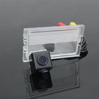 Land Rover Discovery Için araba Arka Kamera 3/4 Arka Park Kamera / HD CCD RCA NTST PAL / Plaka Lambası OEM