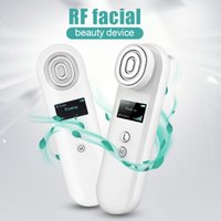 Portable RF Lifting Machine Skin Care 3 In 1 With EMS Vibrat...