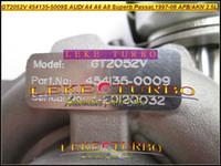 GT2052V 454135-5009S 454135-0001 454135 شاحن توربو تيربو لأودي A4 A6 A8 لفولكس واجن فولكس واجن باسات رائعة AYM AKN 2.5L TDI