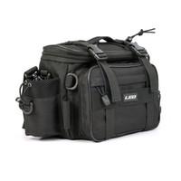 Спорт на открытом воздухе рыбалка сумка большой емкости многофункциональный сумка талии пакет приманки рыболовные снасти снасти хранения сумки 40 * 17 * 20 см